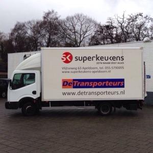 bakwagen de Transporteurs